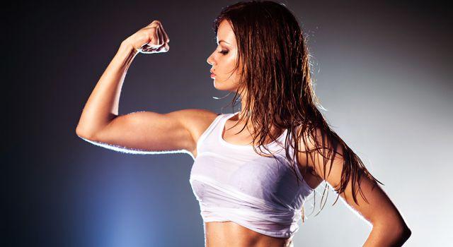 ガリガリ女子が筋肉を付ける方法