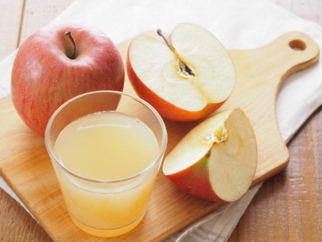 プロテインと割る果汁ジュース