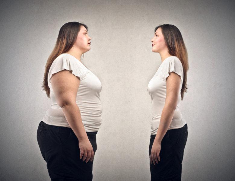 痩せるために強いマインドを持つ